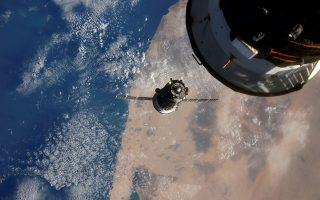 Φωτ. Ivan Vagner/ Russian space agency Roscosmos (μέσω Reuters)