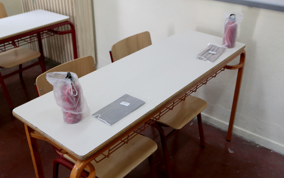 Self-test: Πάνω από 250 μαθητές και καθηγητές θετικοί στον κορωνοϊό
