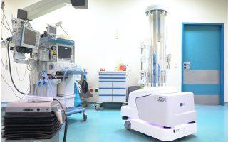 Φωτ. ΑΠΕ / Νοσοκομείο Παπαγεωργίου