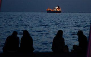 Φωτογραφία από την Νέα Παραλία Θεσσαλονίκης/ΙΝΤΙΜΕ