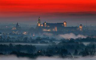 Ανατολή στην Κρακοβία