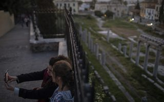 Φωτ. AP Photo/Petros Giannakouris