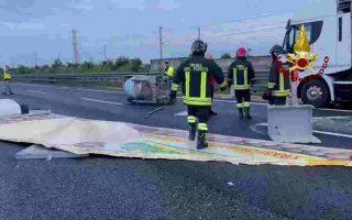 Φωτ.: Ιταλική πυροσβεστική υπηρεσία