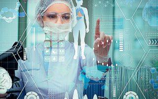 Η Intelligencia, που έχει έδρα στη Νέα Υόρκη και παρουσία στην Αθήνα, έχει αναπτύξει ένα λογισμικό που μέσα από αλγορίθμους τεχνητής νοημοσύνης μπορεί να προβλέψει τις πιθανότητες επιτυχίας μιας κλινικής έρευνας (φωτ. SHUTTERSTOCK).