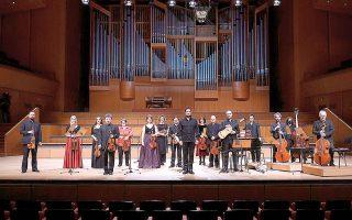 Οι Μουσικοί της Καμεράτας και ο Γιώργος Πέτρου παρουσιάζουν τη συναυλία «Η μαγεία του Αντόνιο Βιβάλντι».