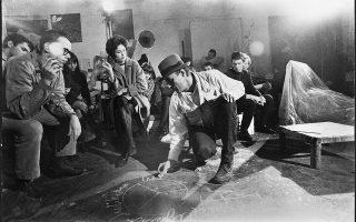 Ντοκιμαντέρ του Αντρες Φάιελ για τον Γιόζεφ Μπόις προβάλλεται από το Πολιτιστικό Ιδρυμα Ομίλου Πειραιώς και τα Ινστιτούτα Γκαίτε της Ελλάδας.