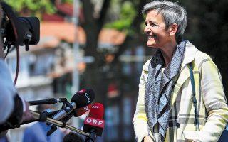 Η επίτροπος Ανταγωνισμού, Μαργκρέτε Βεστάγκερ,  άφησε ανοικτό το ενδεχόμενο κάθε αντίδρασης της Κομισιόν, λέγοντας πως θα μελετήσει την απόφαση και θα εξετάσει τα επόμενα βήματά της.