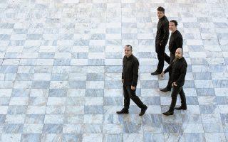 Το μουσικό σύνολο Εrgon Εnsemble συμμετέχει στο «éαρ fέστιβαλ» του Δημοτικού Θεάτρου Πειραιά.
