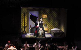 H οπερέτα «Σατανερί» στη διαδικτυακή τηλεόραση της Εθνικής Λυρικής Σκηνής, GNO TV.