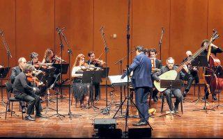 Η ορχήστρα έβγαζε σπινθήρες, χωρίς να χάνει την ακρίβεια και την κομψότητα που προϋποθέτει η μουσική.