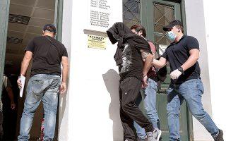 Ο 36χρονος εντοπίστηκε την Παρασκευή κατά την έξοδό του από τη χώρα μέσω του μεθοριακού σταθμού Κήπων Εβρου και συνελήφθη δυνάμει εντάλματος για συμμετοχή στη βίαιη ληστεία εις βάρος ηλικιωμένων στο Ντράφι (φωτ. INTIME NEWS).