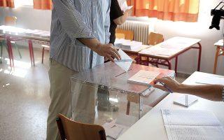 Προκειμένου μια παράταξη να μπορεί να εκλέξει δημοτικό ή περιφερειακό σύμβουλο θα πρέπει να επιτύχει ποσοστό άνω του 3% στις αυτοδιοικητικές εκλογές, όπως έχει καθοριστεί και για τις εθνικές εκλογές, ανεξάρτητα από τον αριθμό των μελών του δημοτικού συμβουλίου ανά δήμο ή περιφέρεια (φωτ. INTIME NEWS).