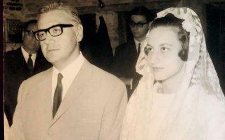 Ενας γάμος που διήρκεσε 55 χρόνια.