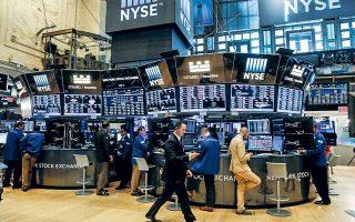 Στο σύνολο των 11 κλάδων που εκπροσωπούνται στον δείκτη S&P 500, οι 10 σημείωναν άνοδο χθες.