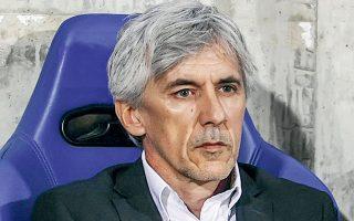 Ο 58χρονος Σέρβος είναι πλέον ο νέος προπονητής του «Τριφυλλιού» και ήδη ξεκίνησε τον σχεδιασμό της επόμενης μέρας (φωτ. INTIMENEWS).