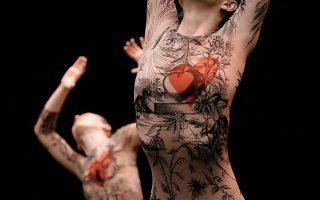Σε πρώτη εμφάνιση στην Ελλάδα, το έργο της Ισραηλινής χορογράφου Σαρόν Εγιάλ «Chapter 3: The Brutal Journey of the Heart» έρχεται τον Οκτώβριο.