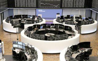 Ο δείκτης DAX στη Φρανκφούρτη υποχώρησε 0,28%, κυρίως λόγω των απωλειών που είχε η Bayer.