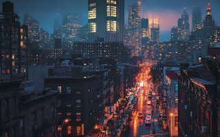 Οι γειτονιές της Νέας Υόρκης θα γίνουν το σκηνικό ενός ατμοσφαιρικού θρίλερ, το οποίο αποτελεί μία από τις πρώτες δουλειές που δημιουργεί η York Films, σε συνεργασία με τους Τζον Μακλίν και Ντάνιελ Σάιπρες.