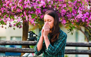 Περίπου το 40% των παιδιών και το 30% των ενηλίκων στις Ηνωμένες Πολιτείες υποφέρουν από εποχικές αλλεργίες. Φωτ. SHUTTERSTOCK