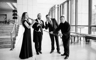 Συναυλία της Κρατικής Ορχήστρας Αθηνών με τίτλο «Τέσσερις εποχές της μουσικής».