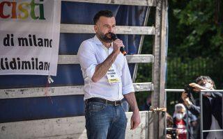 Εισηγητής του επίμαχου νομοσχεδίου είναι ο βουλευτής του Δημοκρατικού Κόμματος Αλεσάντρο Ζαν (φωτ. EPA/Matteo Corner).