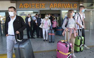 Η Γερμανία αποτελεί τη μεγαλύτερη αγορά προσέλκυσης επισκεπτών στην Ελλάδα, με τις αφίξεις να αγγίζουν τα 4 εκατ. (4,026 εκατ.) κατά τη διάρκεια του 2019 (φωτ. ΙΝΤΙΜΕ).