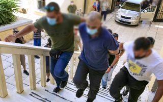 Φωτ: ΙΝΤΙΜΕ - Ο 43χρονος εξέτιε ποινή κάθειρξης 15 ετών για τη δολοφονία του ηθοποιού Νίκου Σεργιανόπουλου και σε δύο χρόνια είχε το δικαίωμα να αιτηθεί την αποφυλάκισή του