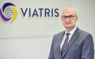 Γιώργος Παναγάκης, Country Manager, Viatris Greece Cyprus Malta