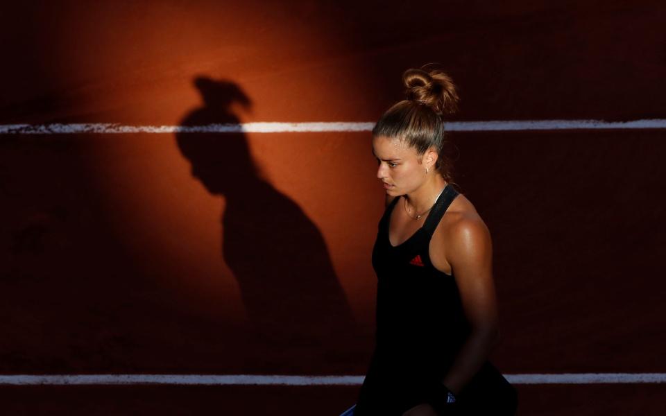Σάκκαρη: Στο τρίτο σετ ο μεγάλος ημιτελικός του Roland Garros