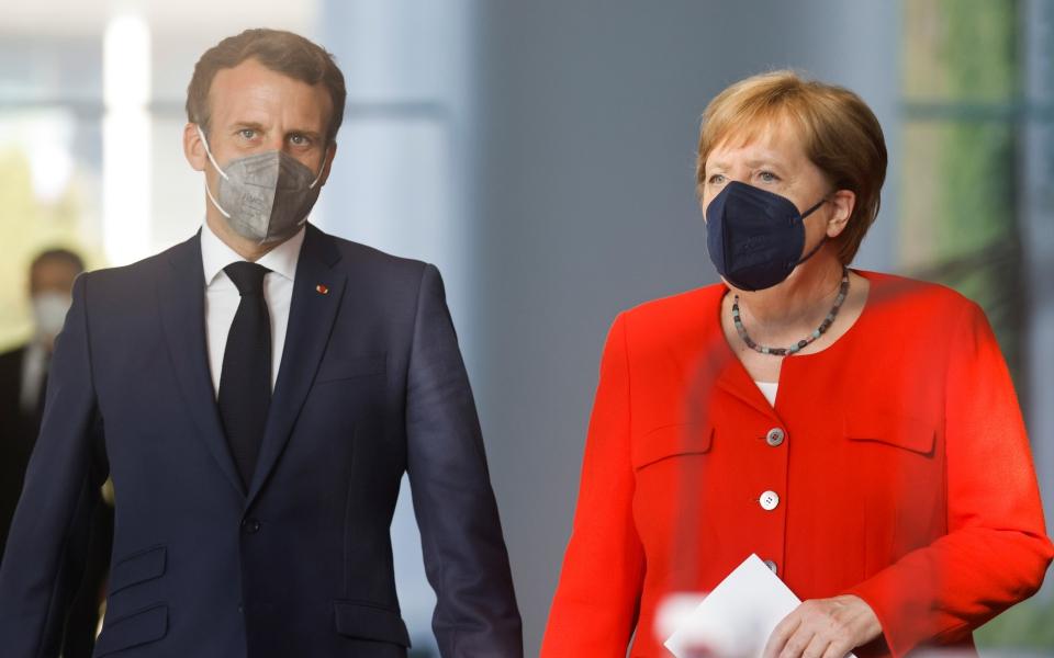 Μέρκελ – Μακρόν: Η Ε.Ε. ενώπιον μεγάλων προκλήσεων στις σχέσεις με Τουρκία και Ρωσία