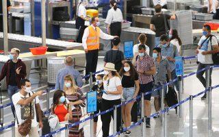 Τα αεροδρόμια έχουν ενταχθεί στους κλάδους που υπέστησαν σφοδρό πλήγμα από την πανδημία και γι' αυτό εξαιρούνται από τους περιορισμούς της Ευρωπαϊκής Ενωσης για τις κρατικές ενισχύσεις.