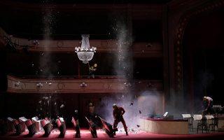 Αρχή με όπερα