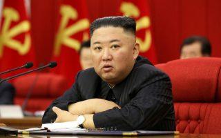 Korean Central News Agency via Reuters
