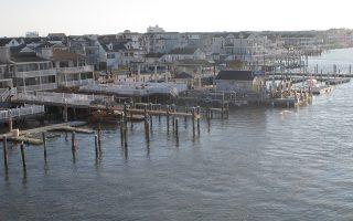 Φωτ: ΑP/Wayne Parry - Το Ocean City στο Νιου Τζέρσεϊ είναι από τις παράκτιες πόλεις των ΗΠΑ που κινδυνεύουν από την άνοδο της στάθμης της θάλασσας