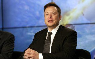 Φωτ. AP /John Raoux Ο επικεφαλής της Tesla Ίλον Μασκ δεν πλήρωσε το 2018 κανέναν ομοσπονδιακό φόρο