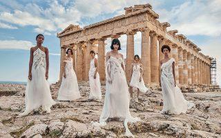 Η Ελλάδα, η Αθήνα, ο Παρθενώνας ταξιδεύουν σε όλα τα πλάτη και τα μήκη του κόσμου μέσα από την αναβίωση της ιστορικής λήψης του 1951 που το «Κ» παρουσιάζει σήμερα κατ' αποκλειστικότητα. ©RIA MORT