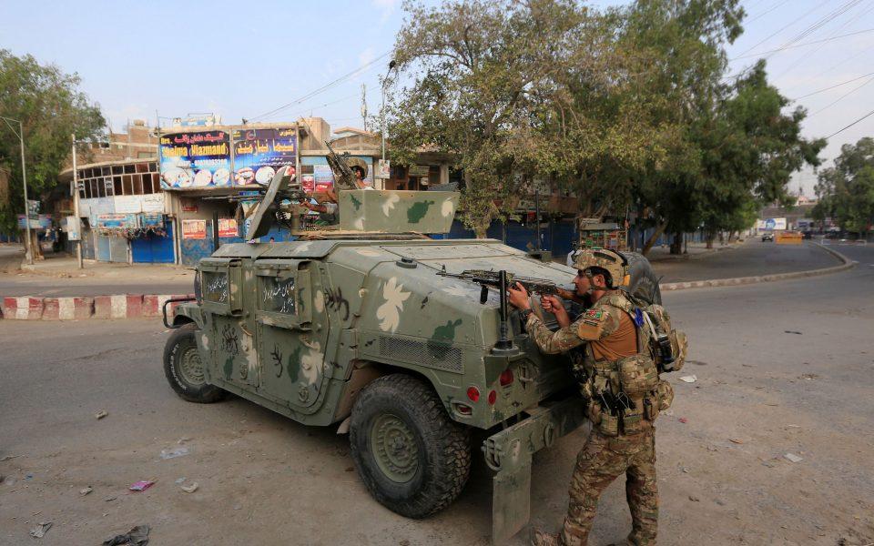 Ταλιμπάν προς Άγκυρα: Να αποσυρθούν τα τουρκικά στρατεύματα από το Αφγανιστάν