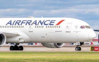 Η Air France επιβεβαίωσε την ακύρωση δύο χθεσινών πτήσεων στο δρομολόγιο Παρίσι - Σαρλ ντε Γκωλ - Μόσχα.
