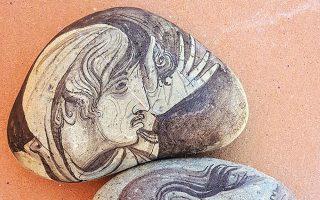Η έκθεση του Γιώργου Κόρδη «Τα πρόσωπα της πέτρας» εγκαινιάζεται στο Κέντρο Τεχνών «Μετς».