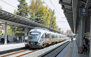 Αξιολογώντας τα παράπονα των επιβατών, η ΡΑΣ καταλήγει στο συμπέρασμα ότι, μεταξύ άλλων, θα πρέπει οι σιδηροδρομικές εταιρείες να παρέχουν wifi σε σταθμούς και συρμούς (φωτ. INTIME NEWS).