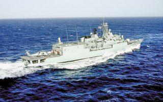 Στην πρόταση του αμερικανικού ναυτικού περιλαμβάνονται και λεπτομέρειες για την αναβάθμιση των φρεγατών ΜΕΚΟ (φωτ. INTIME NEWS).