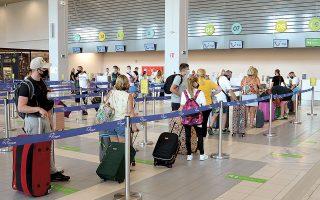 Ο γ.γ. του WTO εξήρε τις προσπάθειες της Ελλάδας για την επανεκκίνηση του τουρισμού με υπεύθυνο και ασφαλή τρόπο (φωτ. ΑΠΕ).