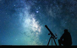 Oλη η υλοενέργεια που αναγνωρίζουμε στα άστρα και στα νεφελώματα που βρίσκουμε στις εκατοντάδες δισεκατομμύρια των γαλαξιών δεν αποτελεί παρά μόνον το 5% των συστατικών του Σύμπαντος, ενώ το υπόλοιπο 95% αποτελείται από ύλη και ενέργεια που μας είναι άγνωστο ακόμη από τι αποτελούνται. Φωτ. SHUTTERSTOCK