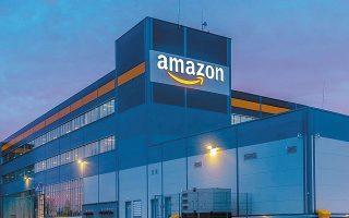 Από τη βλάβη των δικτύων της εταιρείας επηρεάστηκαν και οι δραστηριότητες της Amazon.