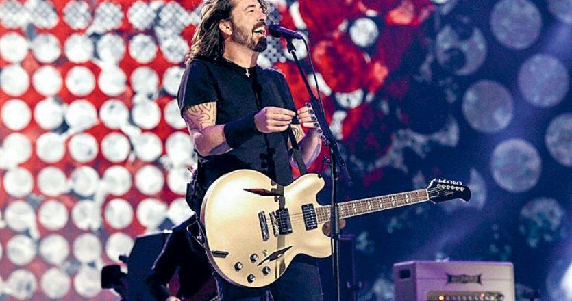 Μοναδικός περιορισμός για τη συναυλία των Foo Fighters είναι το πιστοποιητικό εμβολιασμού.