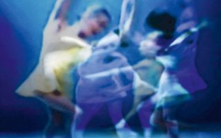 Από τη σειρά φωτογραφίας «Ballet at the Met» (Prix d' Or Grand Palais Paris).