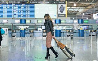 Τα σκήπτρα με τον μεγαλύτερο αριθμό ημερήσιων πτήσεων κρατάει το «Ελευθέριος Βενιζέλος».