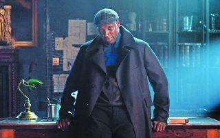 O Ομάρ Σι πρωταγωνιστεί και στον δεύτερο κύκλο της σειράς «Lupin» (Netflix).