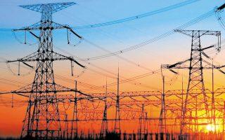 Η αυξημένη ζήτηση εκτοξεύει και την τιμή του ρεύματος στη χονδρεμπορική αγορά (φωτ. ΑΠΕ).