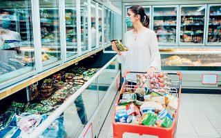 Το μέσο ποσό που δαπανά κάποιο νοικοκυριό έναν μήνα για τρόφιμα, ποτά, χρήση μέσων μαζικής μεταφοράς και Ι.Χ. είναι συνολικά 598,23 ευρώ.